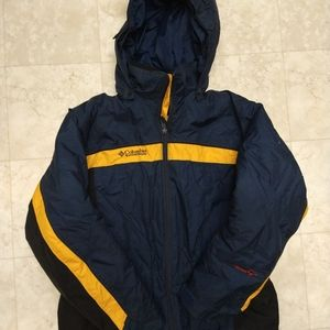 Columbia boys jacket